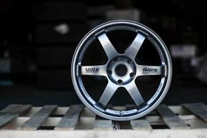 RAYS Volk Racing TE37 OG Special Edition for Honda Civic Type R FK8 **WHEELSCO**