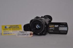 K023347 - JVC GZ-HD7U 1080p HDD/SD - INSTANT COMPTANT