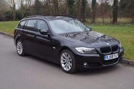 BMW 318i E91 Lci long mot, service