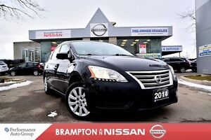 2014 Nissan Sentra 1.8 S *Bluetooth,Traction,Sport/Eco*