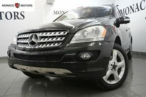 2008 Mercedes-Benz M-Class CDI 3.0L 4MATIC LUXURY CAM BT FULL EL