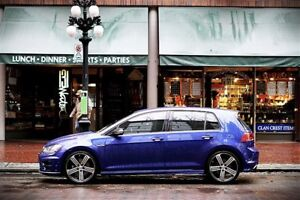 2016 Volkswagen Golf R -
