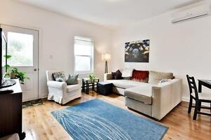 3 1/2 Fully Furnished close to all attraction