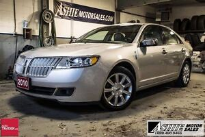 2010 Lincoln MKZ LEATHER/HEATED SEATS!