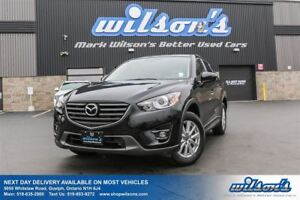 2016 Mazda CX-5 GS SUNROOF! LOW KMS! BLUETOOTH! CRUISE CONTROL!