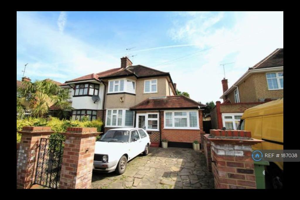 3 bedroom house in Northumberland Road, Harrow, HA2 (3 bed)