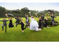 Want an experienced wedding photographer who takes great candid shots & great posed shots? Save 50%