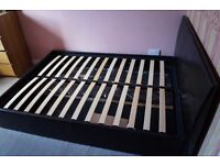 Ottoman double bed with storage for sale, excellent condition, need gone asap SOLD