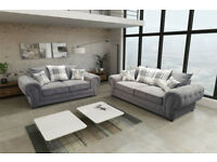 50% REDUCTION* THE LUXURY VERONA SOFA RANGE: CORNER SOFAS, 3+2 SETS, ARM CHAIRS * FREE DELIVERY *
