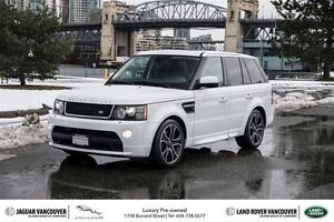 2013 Land Rover Range Rover Sport GT Limited Ed. 3 Year Warranty