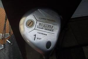 Golf clubs 1 & 3 wood Large Marge tour series, lob