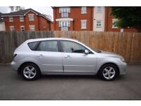 2008 Mazda 3 Manual 5Doors 1.6 With Long MOT PX Welcome