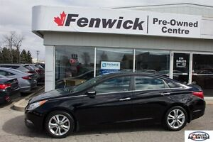 2011 Hyundai Sonata Limited Leather - One Owner - Non Smoker