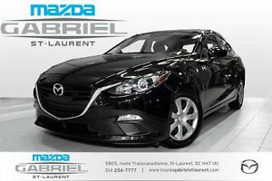 2015 Mazda MAZDA3 SPORT GX BLUETOOT UN SEUL PROPRIO + POWER DOOR