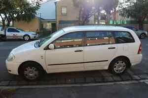 2002 Toyota Corolla Wagon Port Melbourne Port Phillip Preview