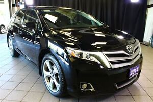 2014 Toyota Venza V6 LIMITED AWD *LOADED