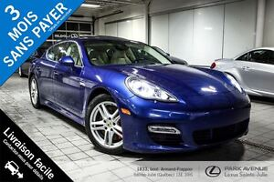 2012 Porsche Panamera Turbo **Financement disponible**
