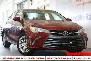 2015 Toyota Camry LE BACKUP CAMERA &  POWER DRIVER SEAT