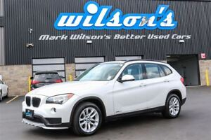 2015 BMW X1 XDRIVE 28i AWD! SUNROOF! HEATED SEATS! NEW TIRES!