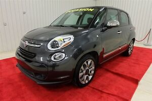 2015 Fiat 500L Lounge MAGS TOIT PANO GPS