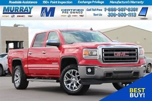 2014 GMC Sierra 1500 SLT*REMOTE START*SUNROOF*HEATED SEATS*