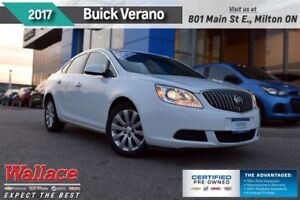 2017 Buick Verano CLEAN HISTRY/DUAL ZNE/6-SPKR/17 RIMS/CRUISE