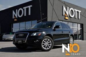 2012 Audi Q5 2.0T Premium Plus, Quattro, Panoramic Roof