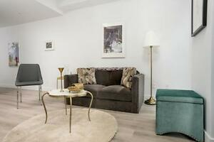 Furnished - Flexible 4 to 8 month lease! STARTING SEPT #780