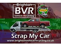 Cars & Vans Wanted [MOT Failures / Non-Runners] Scrap Vehicles Collected Around Sussex