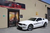 2008 Ford Mustang GT C/S // AJOUTS UNIQUE // GPS// ROUES FOOSE 2