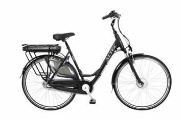 Altec Diamond E-Bike 375 Wh N-3 Mat Zwart 2018 €1113.95