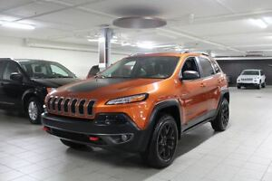 2016 Jeep Cherokee TRAILHAWK 4X4 *TOIT/CAMERA RECUL/HITCH*