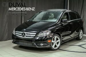 2013 Mercedes-Benz B-Class Sports Tourer/CAMERA+TOIT PANORAMIQUE
