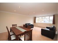 An Extremely Spacious Two Bedroom Apartment Located On The Top Floor With A Private Rear Garden