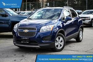 2016 Chevrolet Trax LT Sunroof and Satellite Radio