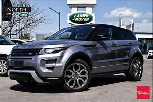 2013 Land Rover Range Rover Evoque Dynamic Pkg | 1 OWNER | LOW K