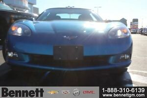 2010 Chevrolet Corvette 6.2V8 430 hp with Pwr Roof + Heated Leat Kitchener / Waterloo Kitchener Area image 2