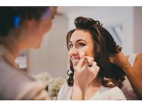 Pro Bridal Makeup Artist &hairstylist 10yrs industry Clients:Bride Magazine,M&S,Vogue,Elle,Style Mag