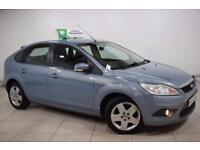 FORD FOCUS 1.6 STYLE 5d 100 BHP (blue) 2008