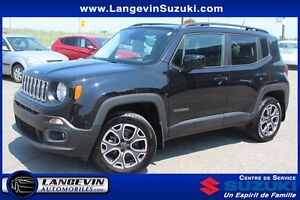 2015 Jeep Renegade North/4X4/AUTOMATIQUE, 18 POUCES