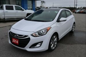 2014 Hyundai Elantra GT SE TECH PACKAGE - 18, 000 KM - NAVIGATIO