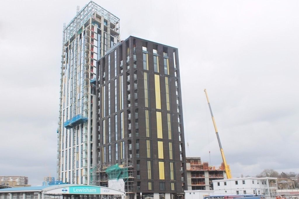 @ River Mill Lewisham - Brand new Two Bed Two Bath Apartment Seconds from Station - Must see!