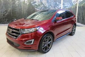 2015 Ford Edge SPORT PLUS 4X4 *CUIR/TOIT/NAV/CAMERA RECUL*