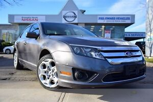 2011 Ford Fusion SE *Power package,Cruise,Bluetooth*