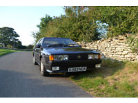 VW SCIROCCO GTS Mk2 1986,RARE, Classic, 30 Years Old, Original Condition, Similar to MK2 MK1 GOLF