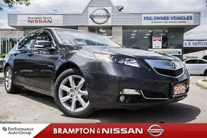 2012 Acura TL Base w/Technology Package (A6)