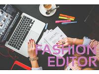 Fashion & Lifestyle editor at The Upcoming