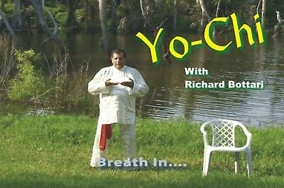 YO-CHI, Combination Tai Chi, Yoga, & Strength Training for Seniors.  DVD