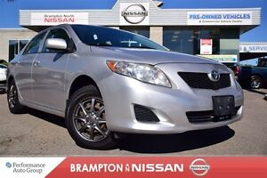 2009 Toyota Corolla CE *Alloys, Cruise, Power package*