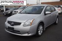 2011 Nissan Sentra 2.0 With Bluetooth